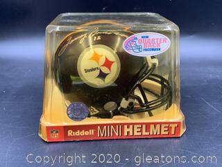 Terry Bradshaw Mini Helmet