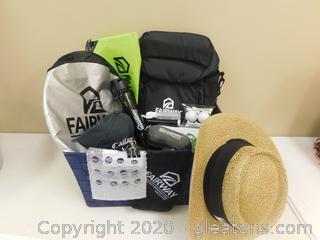 Golf Accessories Basket