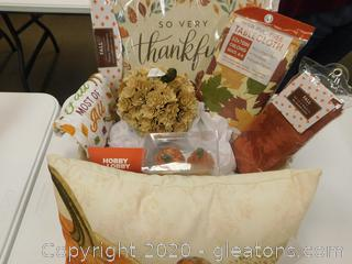 FALL GOODIES FOR THE HOUSE!