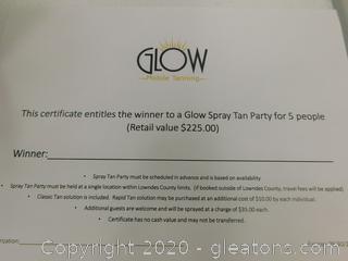 GLOW Mobile Tanning