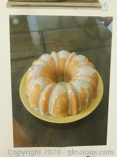TAMMY BORDER'S FABULOUS POUND CAKE