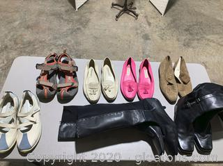 Lot of Women Shoes (7 Pairs)