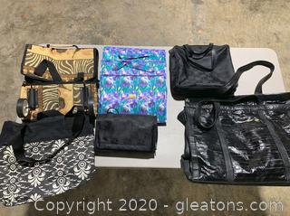 Lot of Travel Bags