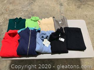 Lot of New tags 100% Cashmere Designer Clothing