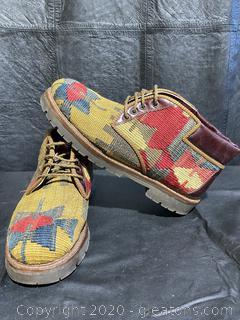 Prestige Kilim Boots