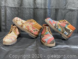 Conti Kilim Boots