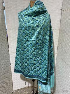 Anichini By Diviya Silk Wrap