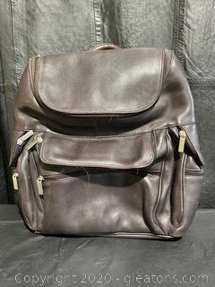 Wilson Leather Laptop Bag