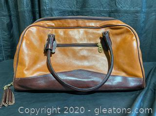 Marino Orlandi Duffle Bag