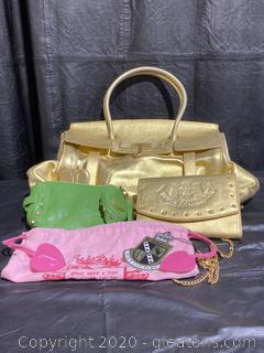 Juicy Couture Purse Collection