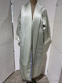 Saks Fifth Avenue Silk Robe W/Tags