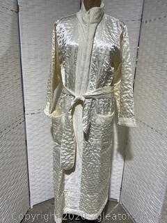 Gently Used Silk/Polyester/Nylon Pajamas