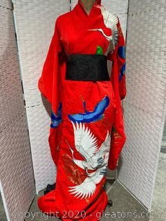 Large Women's Kimono