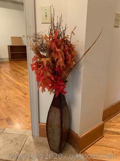 Decorative Floor Floral Arrangement