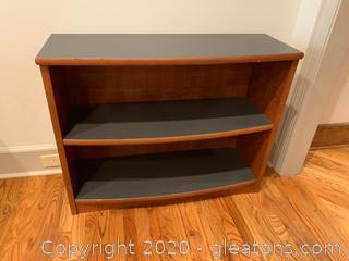 2 Shelf Book Case A