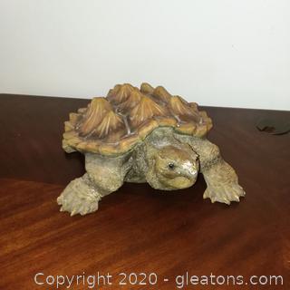 Animal Classics United Designs Hand Painted Turtle