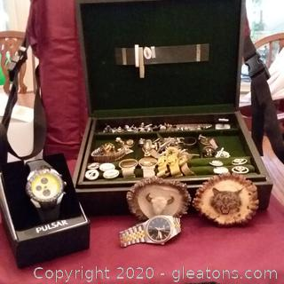 Men's Jewelry Lot