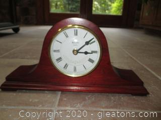 Bulova Chiming Mantel Clock
