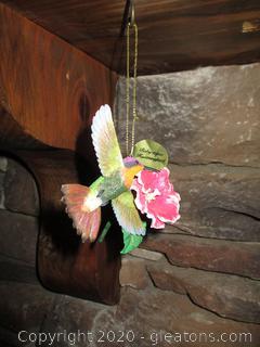 Danbury Bird Ornaments