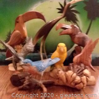 Lot of Birds -7 Pieces