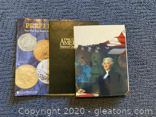 Sets of State Quarters and Presidential Dollars