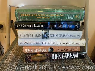 Set of John Grisham Novels