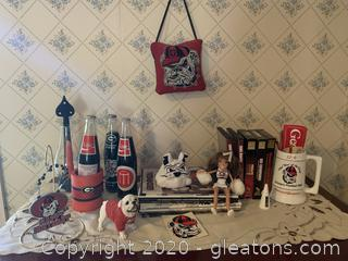 Large Collection of UGA Memorabilia