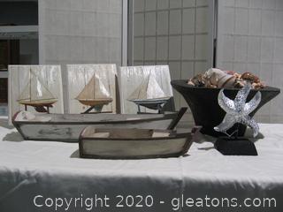 Coastal Decor Collection
