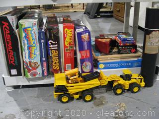 Games And Childrens Entertainment