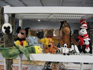 Stuffed Animal Lot