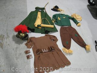 Home Made Children's Costumes
