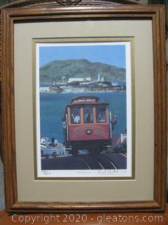 Bud Gibbons The Cable Car 97/300