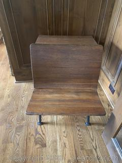 Vintage School Desk See Description