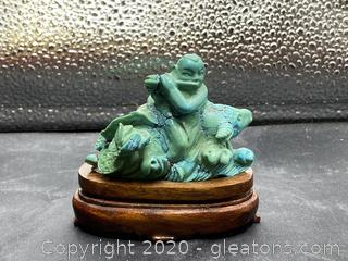 Small Chinese Figurine