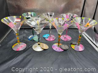 Lolita Love My Martini Glasses