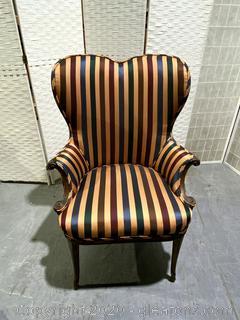 Boudoir Arm Chair