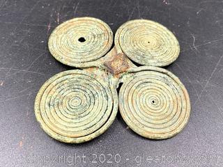 Roman Quadruple Spiral Fibula