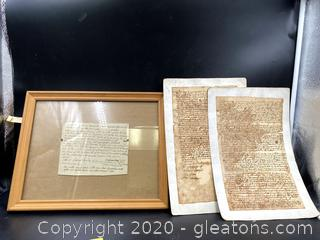 Collection of Historical Writings