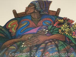 """Mother Love"" by Charles Bibbs (23/900)"