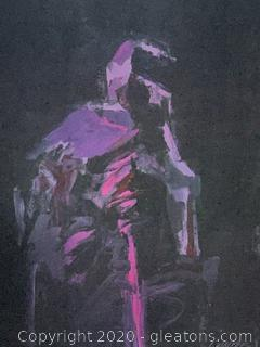 """Apparition"" by Larry Walker (1986)"
