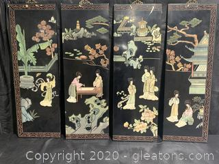 Chinese Wall Panels