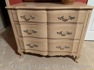Davis Furniture Company French Provincial Oversized Night Stand