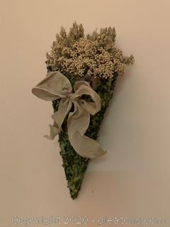 Wall Mounted Moss Bouquets