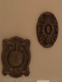Mediteranin Wooden Wall Hangings