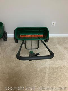 Scotts Turf Builder Fertilizer Spreader