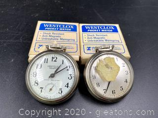 Wesrclox Pocket Watches