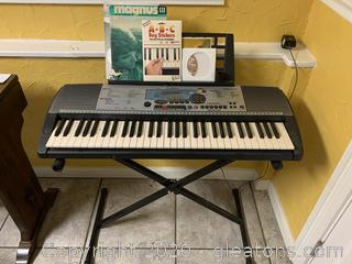 Yamaha ASR-225GM Electric Keyboard