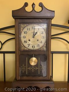 Champion 31 Day Winding Chiming Clock