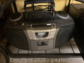 AIWA Cassette Tape/CD Player