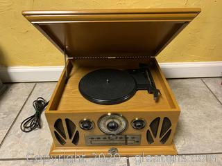 Spirit of St.Louis Record/CD Player